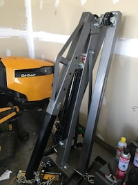 black and gray elliptical trainer Purcellville, 20132
