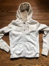 Abercrombie and Fitch Fur Lined Jacket Chicago, 60643