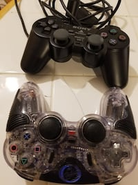 PS2 Controllers - $15 for both OBO