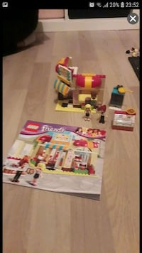 Lego friends bageri Rissne, 174 48