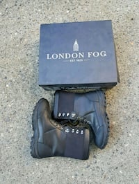 London Fog winter boots size 9 New Westminster, V3L 2S3
