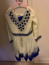 Selling brand new never been worn little girl Indian clothes Toronto, M1G 1R9