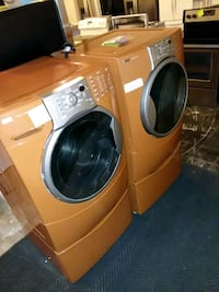 Kenmore gas dryer and washer set