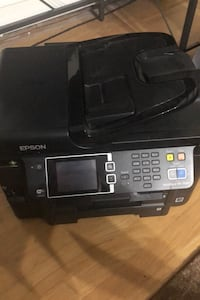 Epson Printer Workforce-3640 Garfield, 07026