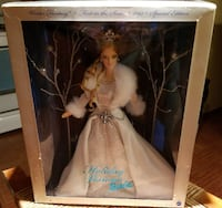Holiday Barbie doll Queens, 11432