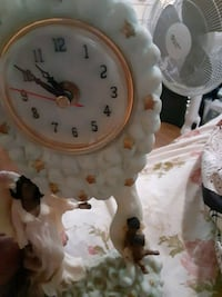 Angel Antique Clock
