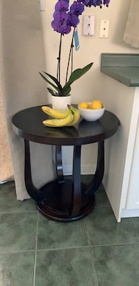 Wooden side table  Toronto, M4B 3P4
