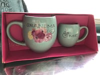 Grandma and me mugs