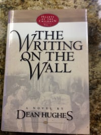 the writing on the wall by dean hughes McCall, 83638