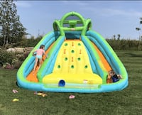 Little Tikes Inflatable Water Park Clarington, L1C