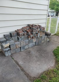 FREE FIRE BRICK AND CONCRETE BRICKS