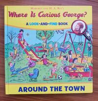 Where is Curious George? - A Look-and-Find Book Calgary, T3J 3J7