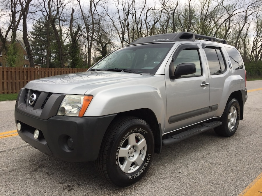 used 2005 nissan xterra sport 4x4 in shelbyville. Black Bedroom Furniture Sets. Home Design Ideas