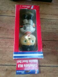 Old tigers bobble head