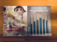 Mathematics of health science & statistics Brampton, L6X 3T8