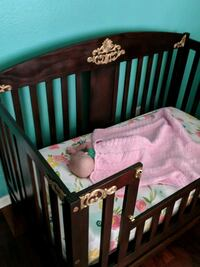 Custom handmade baby crib Riverview, 33579