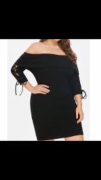 New sweater dress or can wear with leggings 2x/3x Vaughan, L6A