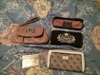 Woman's accessories(guess,juicy couture,no name)  Pitt Meadows, V3Y 1M8