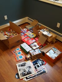 Thousands of baseball cards/items from the 80s Dix Hills, 11746