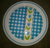 Vintage Mikasa oven plate Westminster