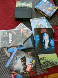 DVD movies and series Rockville, 20853