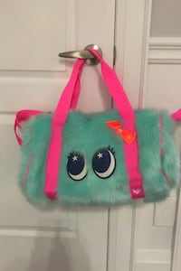 Furry monster bag Bradford West Gwillimbury, L3Z 0G6