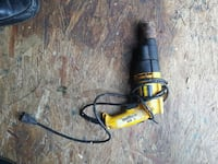 yellow and black DeWalt corded power drill Annandale, 22003
