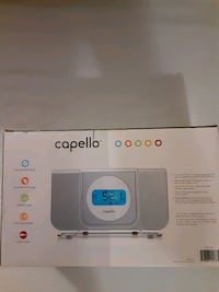 Brand new clock radio (sells for $30 in best buy) Alexandria, 22301