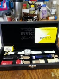 Invicta watch (great gift)  Oklahoma City, 73127