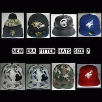 NEW SIZE 7 NEW ERA FITTED HAT CAP Peterborough, K9J