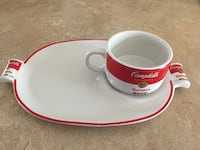 Campbell Soup Cup And Plate 613 mi