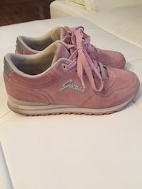 Guess Pink Sneakers Size 9