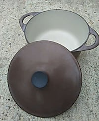 France cast iron maybe at.