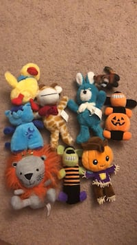 assorted TY Beanie Baby plush toys Montgomery Village, 20886