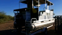 white and black outboard motor Apache Junction, 85120