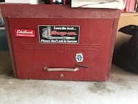 Tool box with a top Milton, L9T 5M3