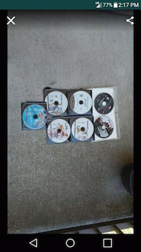 7  PlayStation3 Games.