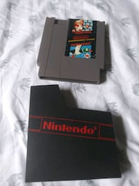 Nintendo Mario Brothers and Duck Hunt