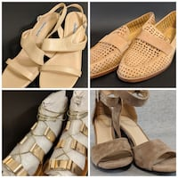 Flats and heels- $10 each, refer to description Kitchener, N2P