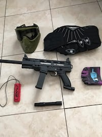 Paintball kit Montréal, H1R 2Z1