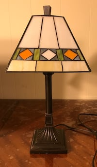 Tiffany style lamp Norfolk, 23518