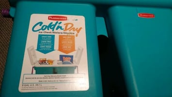 Rubbermaid Cold'ndry Cooler