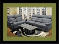 8102 recliner sofa and loveseat Crofton
