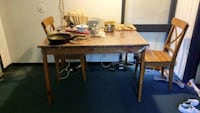 Dining Table with 3 chairs Riverside, 92507