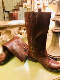 Mia y'all leather boots  Woodbridge, 22192