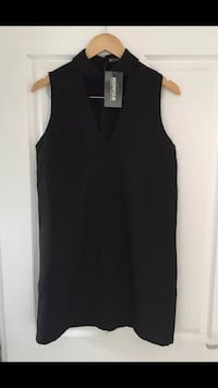 women's black sleeveless dress Bromley, BR2 8LS