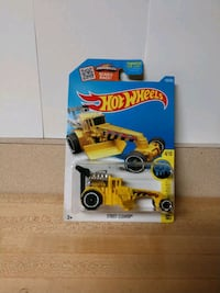 HotWheels Car Street Cleaver