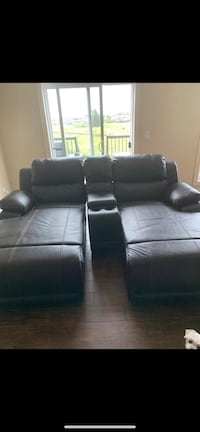 Loungers with middle console. Edmonton, T6W 0R8
