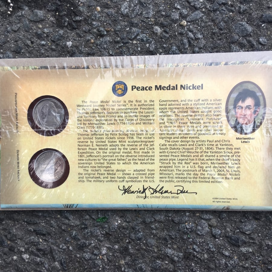 Sold 3 Uncirculated Special Edition Nickel Sets In Beverly