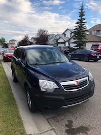 Navy Blue Saturn VUE 2008 (willing to trade for a sedan) Calgary, T3K 5T9